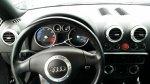 Wnętrze Audi