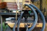 przewód hydrauliczny