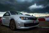 Subaru impreza - przód